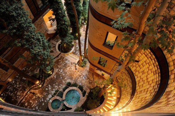 Amazing treehouse 14