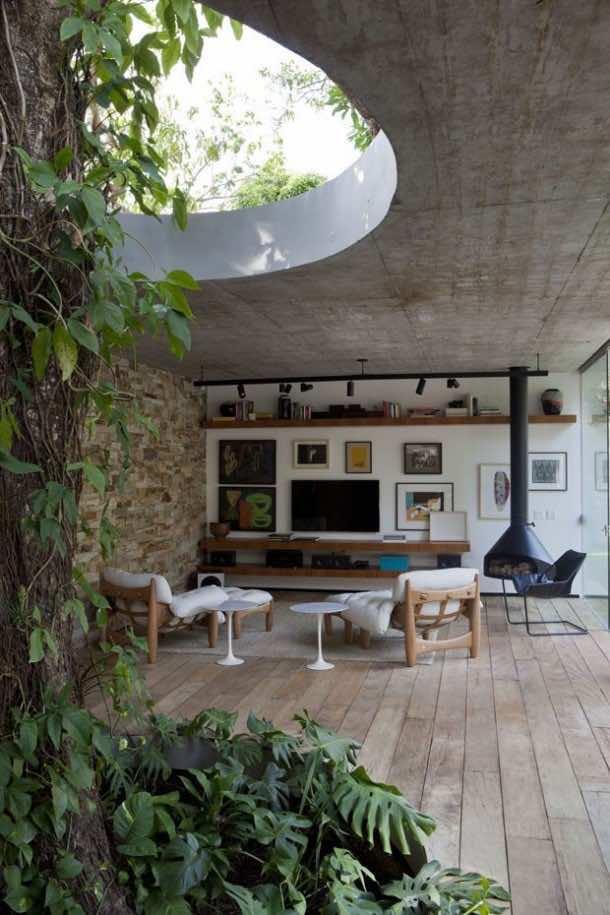Amazing treehouse 16