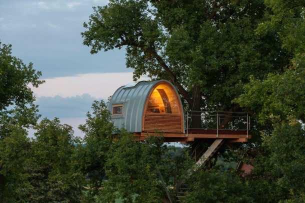 Amazing treehouse 2