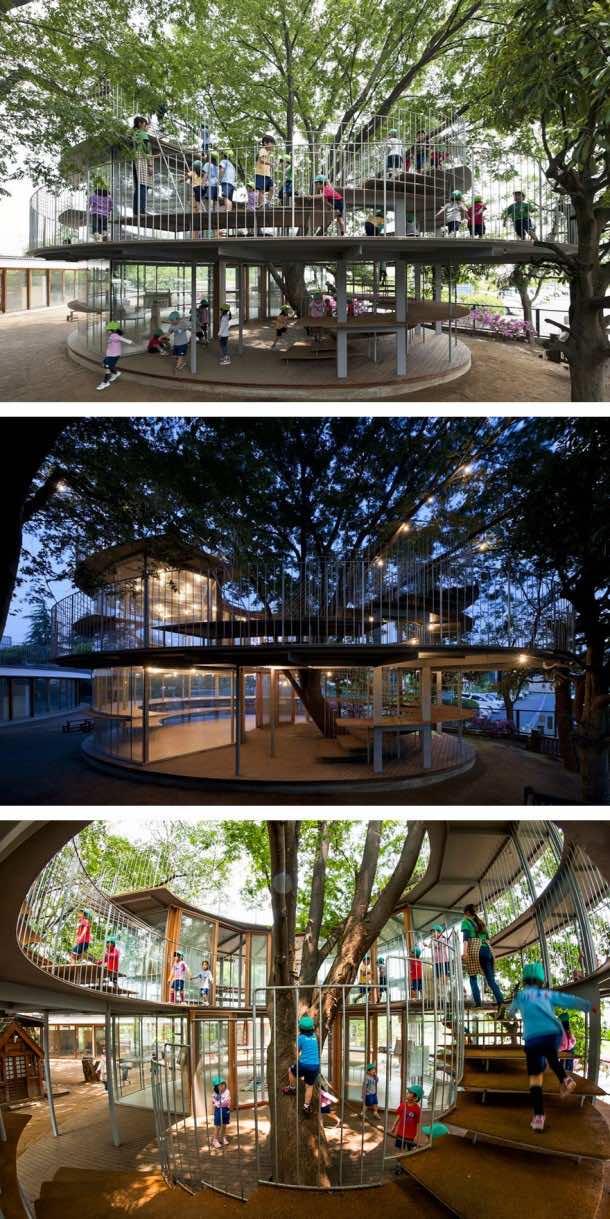 Amazing treehouse 20