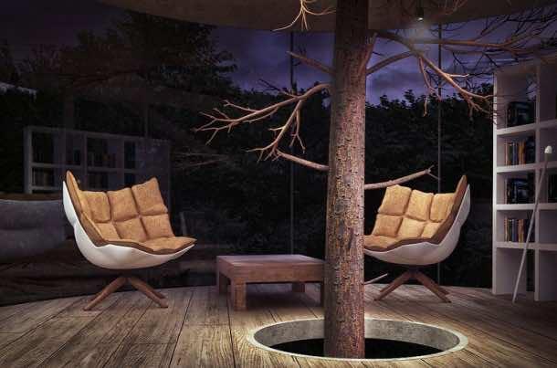 Amazing treehouse 23