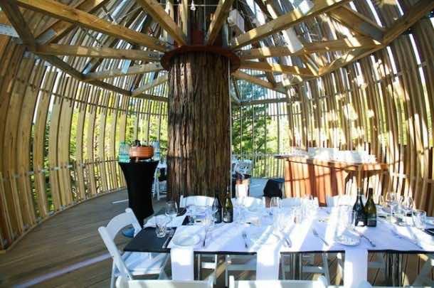 Amazing treehouse 27