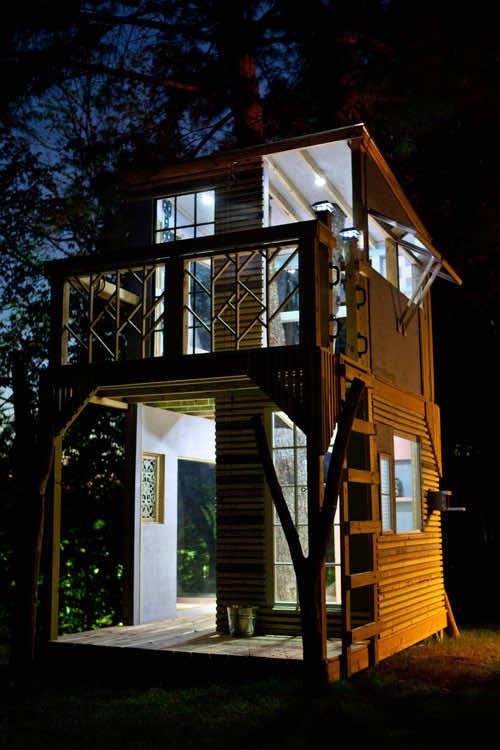 Amazing treehouse 7
