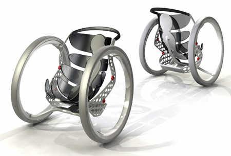 BMW Wheelchair Concept2