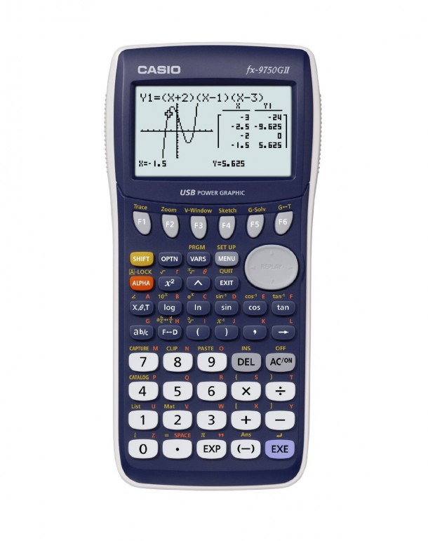 Casio fx-9750GII Graphing Calculators For Engineers