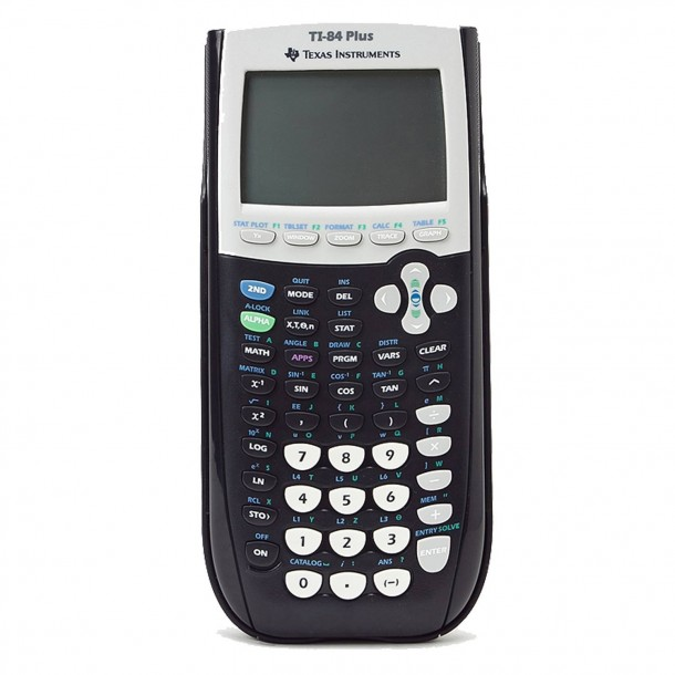 Texas Instruments TI 84 Plus Graphing Calculators For Engineers