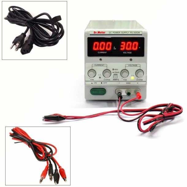 Dr.Meter® 30V/5A