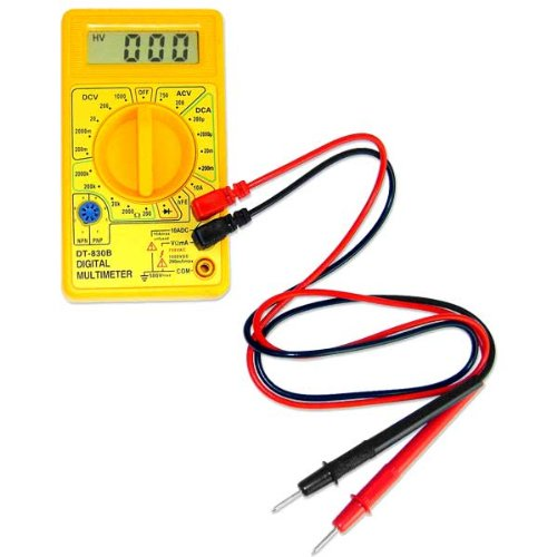 DT830B LCD Digital Multimeters
