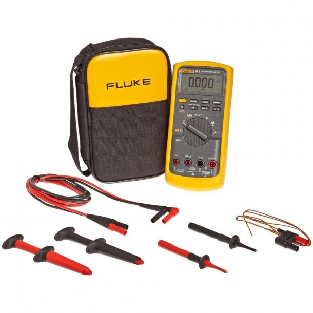 Fluke 87V/E2 Industrial True-RMS Multimeter