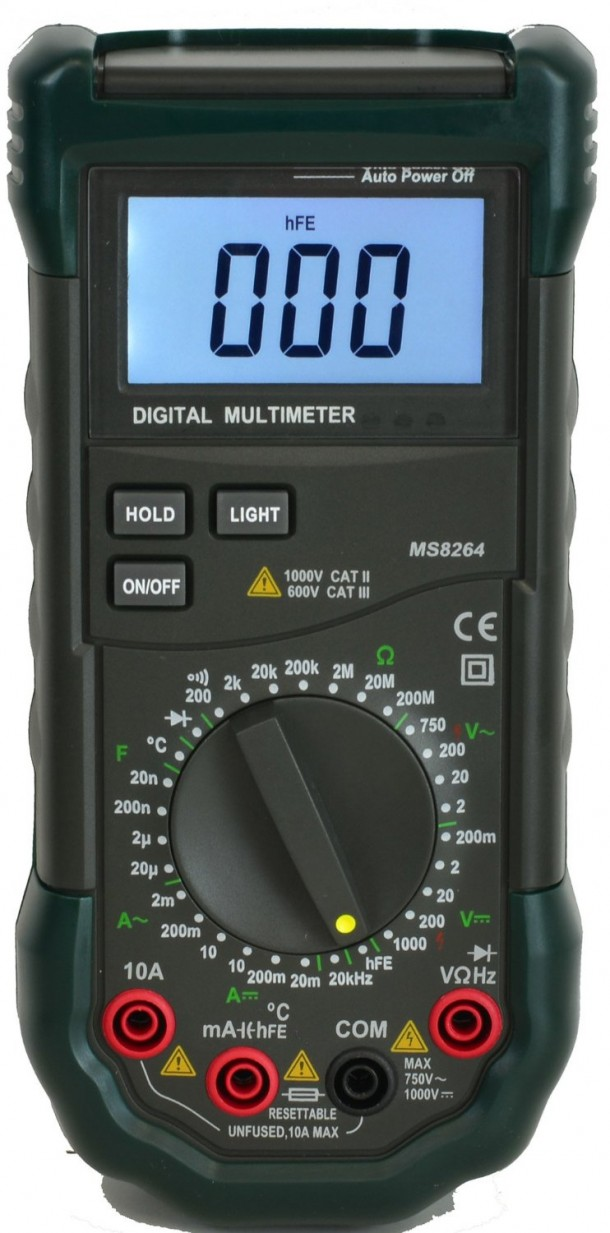 Tekpower MS8264 Digital Multimeters