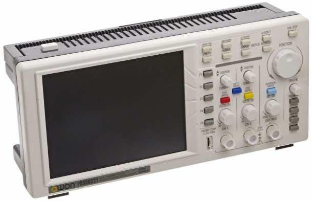 Best oscilloscope under 300$ (10)