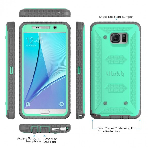 Best cases for Samsung Galaxy Note 5 (8)