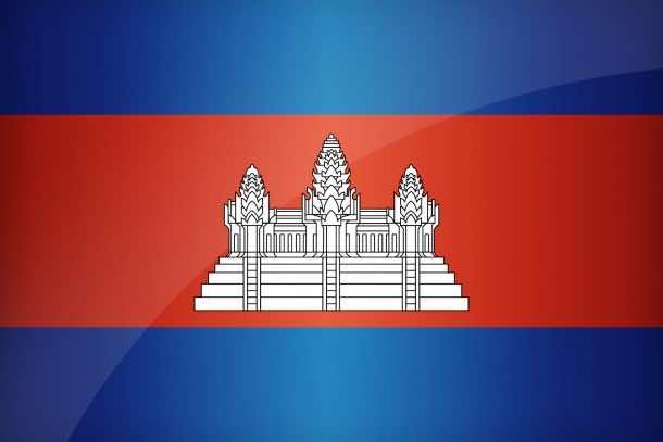 Cambodia flag (16)