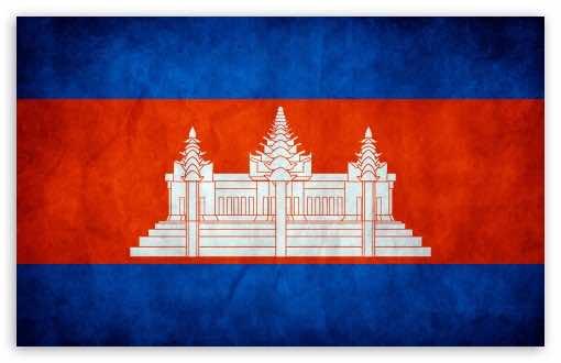 Cambodia flag (17)