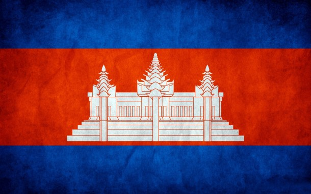 Cambodia flag (18)