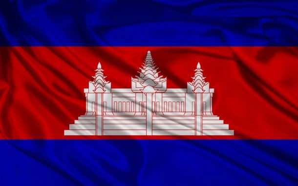 Cambodia flag (19)