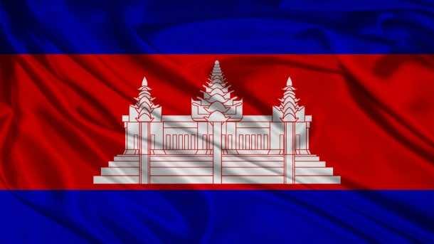 Cambodia flag (21)