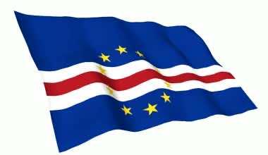 Cape Verde Flag (12)