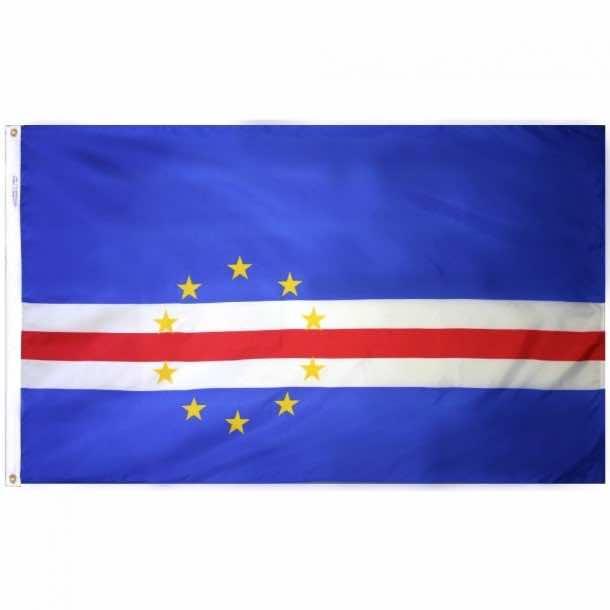 Cape Verde Flag (14)