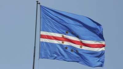 Cape Verde Flag (18)
