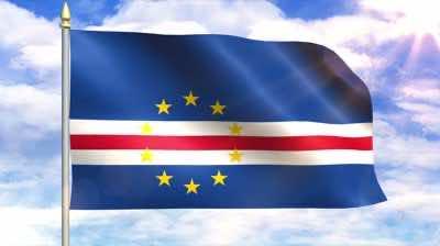 Cape Verde Flag (19)