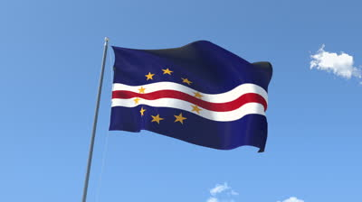 Cape Verde Flag (21)