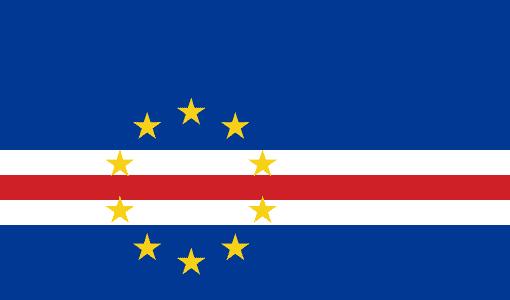 Cape Verde Flag (4)