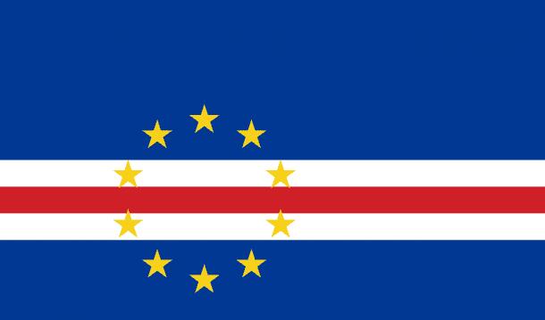 Cape Verde Flag (5)
