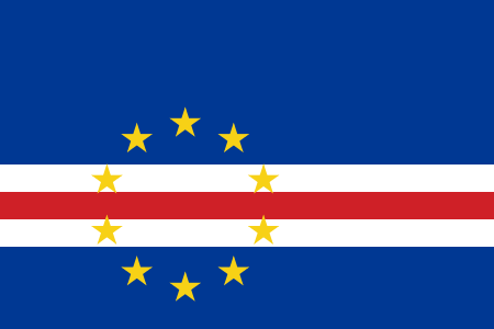 Cape Verde Flag (6)