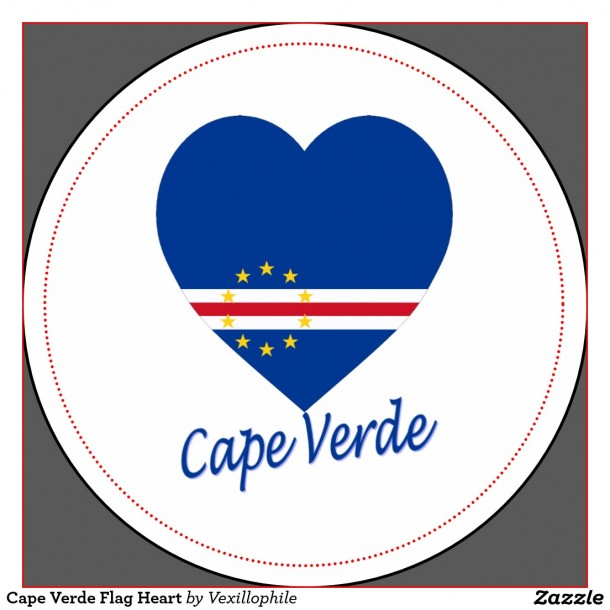 Cape Verde Flag (7)