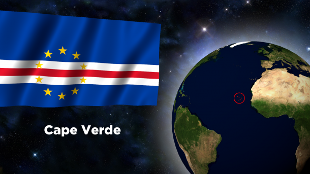 Cape Verde Flag (9)