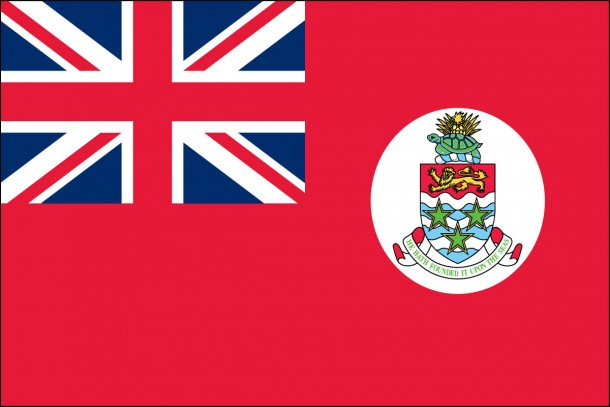 Flags Of The Cayman Islands