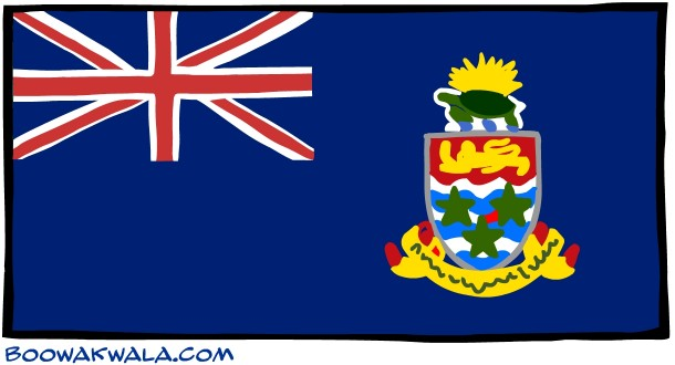Cayman Islands Flag (9)