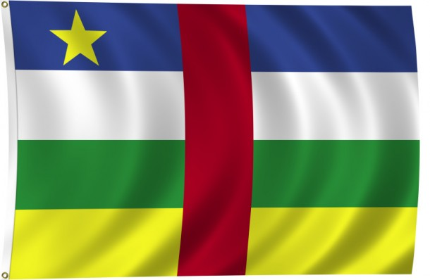 Central African Republic Flag (10)