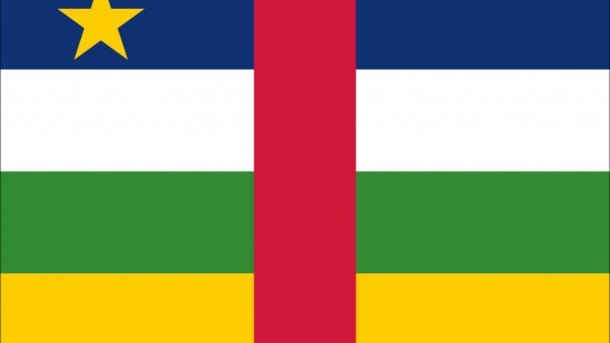 Central African Republic Flag (11)