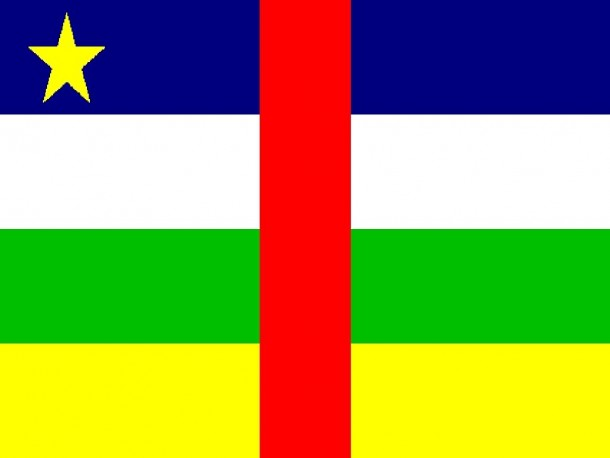 Central African Republic Flag (12)