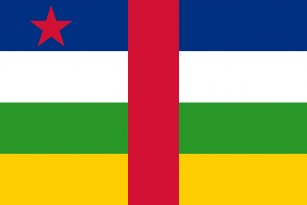 Central African Republic Flag (13)