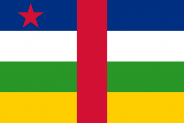 Central African Republic Flag (14)