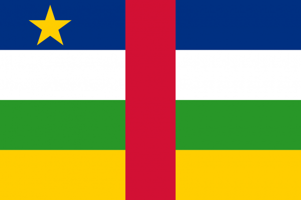 Central African Republic Flag (15)