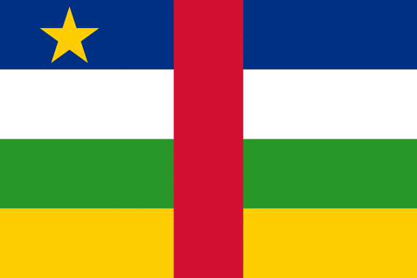Central African Republic Flag (3)