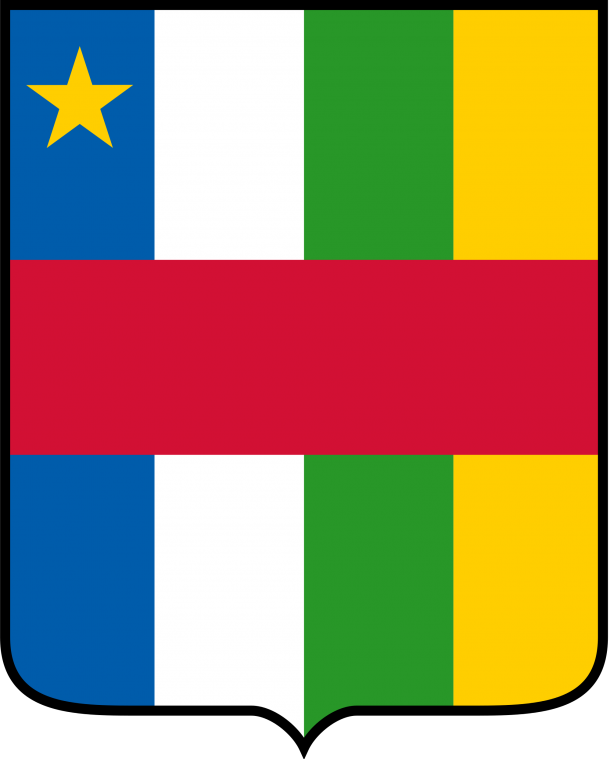 Central African Republic Flag (5)