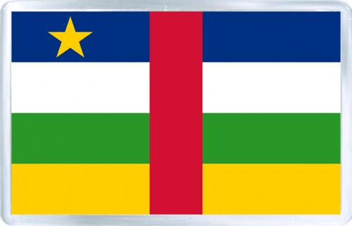 Central African Republic Flag (7)