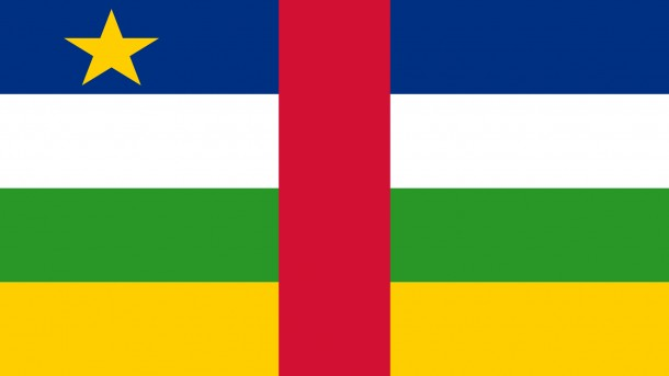 Central African Republic Flag (9)