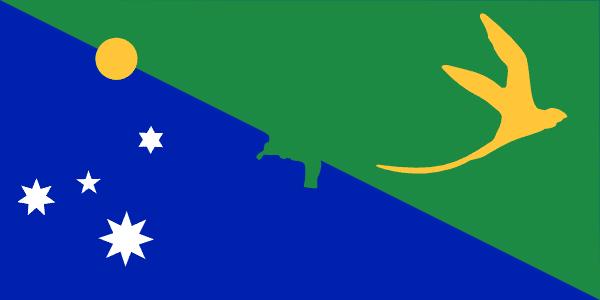 Christmas Island flag (1)