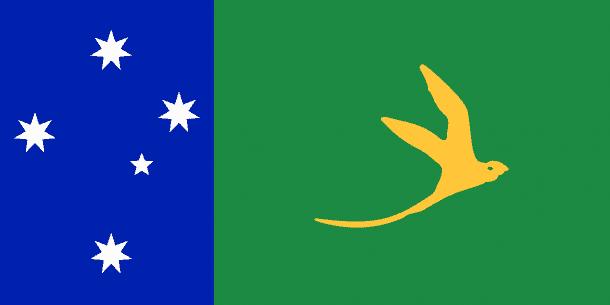 Christmas Island flag (19)