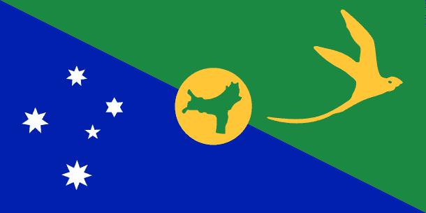 Christmas Island flag (2)
