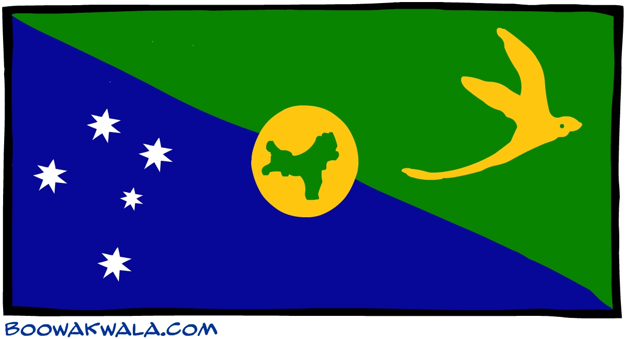 30 Pictures of Flag of Christmas Island For Download
