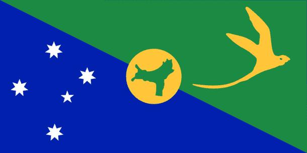 Christmas Island flag (4)