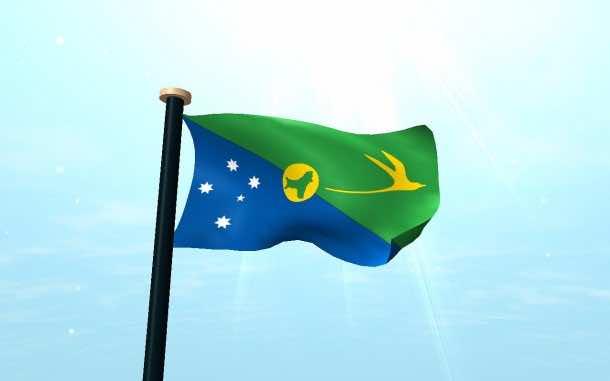 Christmas Island flag (9)
