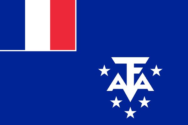 Clipperton Island Flag (1)
